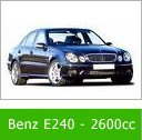 Benz E240 car rental singapore