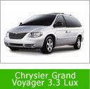 Chrysler Grand Voyager car rental singapore