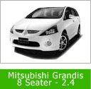 Mitsubishi Grandis car rental singapore