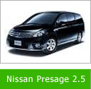 Nissan Presage car rental singapore