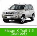 Nissan X Trial car rental singapore