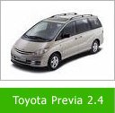 Toyota Previa car rental singapore